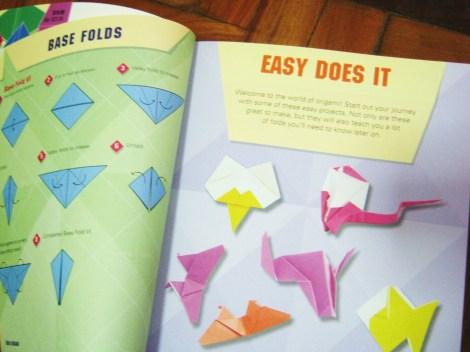 Uber Origami Content