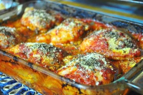 Tomato Chicken Casserole