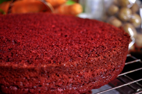 Red Velvet Cake 1