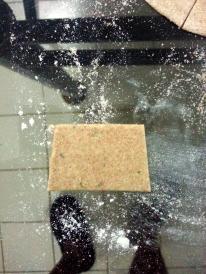 Flour...